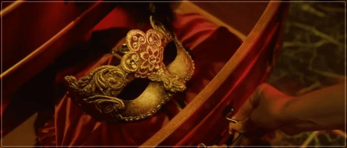 ルパンの娘衣装コスチューム泥棒スーツやベネチアンマスクの